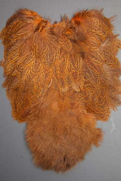 Premium Brown Tyer/'s Grade Cape with choice of 100 hooks